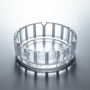 リリーフ灰皿 6個入 ガラス ガラス灰皿 アッシュトレイ ashtray 喫煙グッズ 業務用 石塚硝子 アデリア 誕生日プレゼント