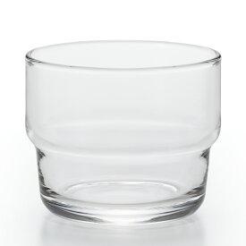 LogスタッキングS 6個入強化 ホテル レストラン グラス ガラス食器 アデリア 石塚硝子 誕生日プレゼント