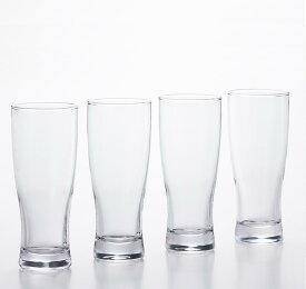 ビアグラス4個セット ビールグラス ガラス食器 石塚硝子 アデリア 1000円 誕生日プレゼント