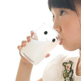 コップ ガラス 子供 イラスト 【 つよいこグラスnico M 】 持ちやすい 小さい 練習 割れにくい 日本製 幼児 かわいい キッズ プレゼント 出産祝い 誕生日 ギフト プレゼント アデリア