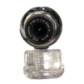 【送料無料】Webカメラ ウェブカメラ マイク内蔵 テレワーク PC パソコン オンライン ビデオ通話 チャット 高解像度 30fps 音声 ブラック MARUWEBCAM