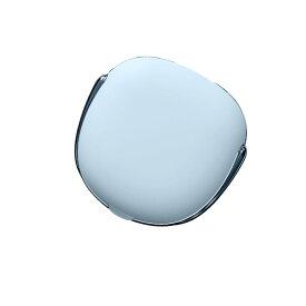 【送料無料】超音波 コンタクト レンズ クリーナー ブルー 携帯型 USB充電 ハード タクト 洗浄器 脂質 汚れ 蛋白洗浄 CHOKON-BL