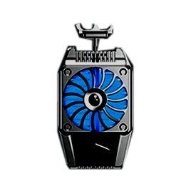 【送料無料】スマホ散熱器 クーラー スマホ用冷却ファン 荒野行動 FGO PUBG 実況専用 冷却クーラー 3秒急速冷却 SKYREN