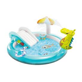 【送料無料】ウォータープール 噴水 ワニ 子供 浮き輪 水遊び 庭 おもちゃ プレイマット ビニール プール 子供 キッズ 水遊 海水浴 自宅 WATWORLD