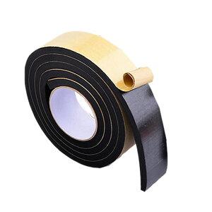 【送料無料】防風 防音 防寒 クッションテープ 1本 長さ2m 幅30mm 厚さ10mm 防音 防水 静音テープ 気密防水 パッキン 冷暖房効率アップ BOHUBOKU