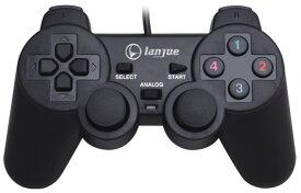 パソコン ゲームパッド PC コントローラー Windows 7 プレイステーション デザイン PS ◇RZ-PSGAMEPAD