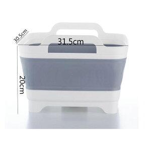 NOED 洗い桶 折りたたみソフトバケツ 洗い桶 大容量 13L おりたたみ 雑貨 掃除 車載 旅行 洗車 コンパクト 持ち運び NOEDOKE