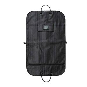 エグゼクティブケース ブラック スーツカバー 持ち運び ガーメントバッグ 衣類 収納 シワ防止 大容量 防水防塵 軽量 男女兼用 EXECASE-BK