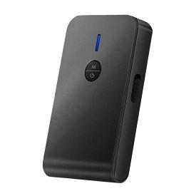 Bluetooth 5.0 トランスミッター レシーバー 送信機 受信機 一台二役 12時間再生 低延遅 3.5mmオーディオ TTTBLUES