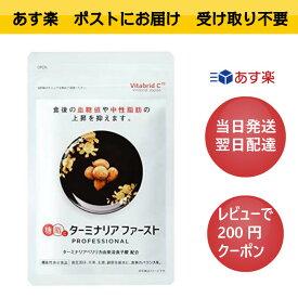 【 あす楽 】ターミナリアファーストプロフェッショナル 120粒/1袋 [ ターミナリアベリリカ 糖質コントロール タブレットタイプ 管理栄養士推奨 ] ビタブリッド 配送料無料