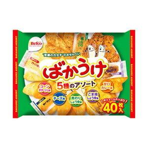 (まとめ)栗山米菓 ばかうけアソート【×10セット】topseller