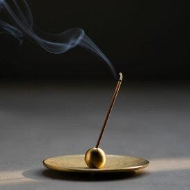 能作 メーカー直営 香の器 - お香セット - 丸