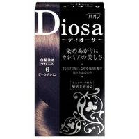パオン ディオーサ クリームヘアカラー6 ダークブラウン(1セット) 【正規品】