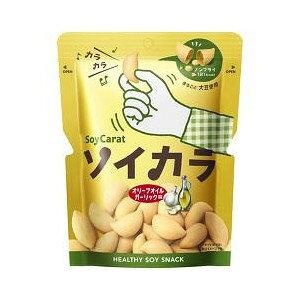 ソイカラ オリーブオイルガーリック味 27g*6袋入 【正規品】 ※軽減税率対応品