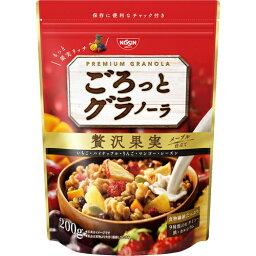 日清思科有關獲取和格蘭諾拉麥片豪華水果楓醬 200 克