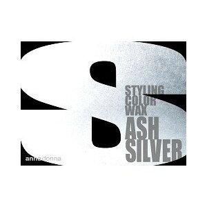 【5個セット】 アンナドンナ エムズプラウド スタイリングカラーワックス アッシュシルバー 100g×5個セット 【正規品】