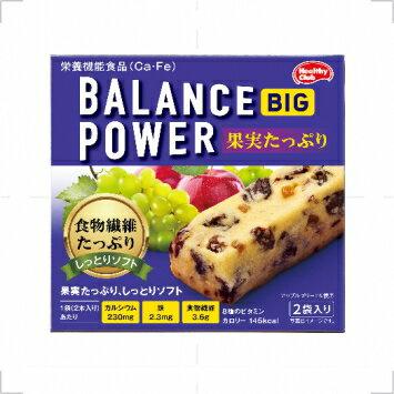 バランスパワー ビッグ果実たっぷり 4本入【正規品】