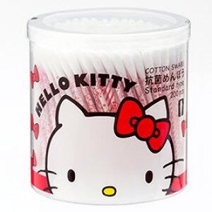 【3個セット】 山洋 キティ抗菌綿棒200本×3個セット 【正規品】【ご注文後発送までに1週間前後頂戴する場合がございます】
