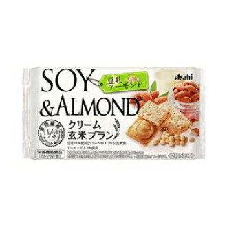 아사히그르프 식품 크림 현미 브랑 두유 아몬드 72 g