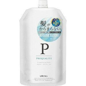 【3個セット】 プロカリテ まっすぐうるおい水 つめかえ用 400mL×3個セット 【正規品】