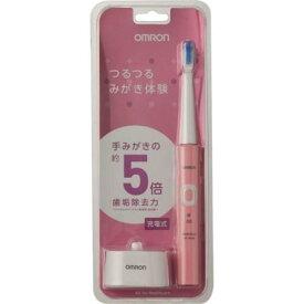【5個セット】 オムロン 音波式電動歯ブラシ HT−B303−PK  1本入×5個セット 【正規品】 【k】【ご注文後発送までに1週間前後頂戴する場合がございます】