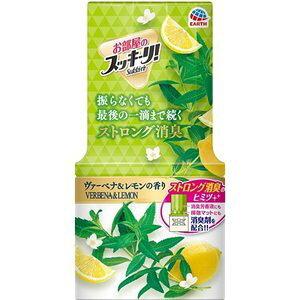 【5個セット】 お部屋のスッキーリ! Sukki-ri! 消臭芳香剤 ヴァーベナ&レモンの香り(400ml)×5個セット 【正規品】