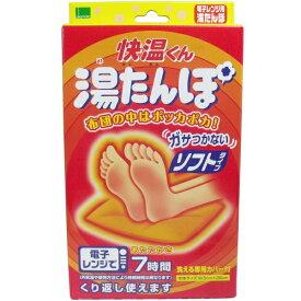 快温くん 湯たんぽ 電子レンジ用 ソフトタイプ 【正規品】