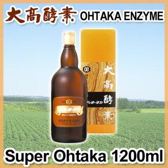 大高酵素 Super Otaka 1200ml
