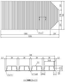 INAX LIXIL リクシル浴室オプション 風呂巻フタ 【BL-SC74154-K※】