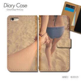 スマホケース 手帳型 全機種対応 ポスター 携帯ケース d017603_02 PHOTO 女性 セクシー 水着 ケース カバー iphoneSE2 iphone12 PRO Xperia 5 II GALAXY OPPO AQUOS R5G
