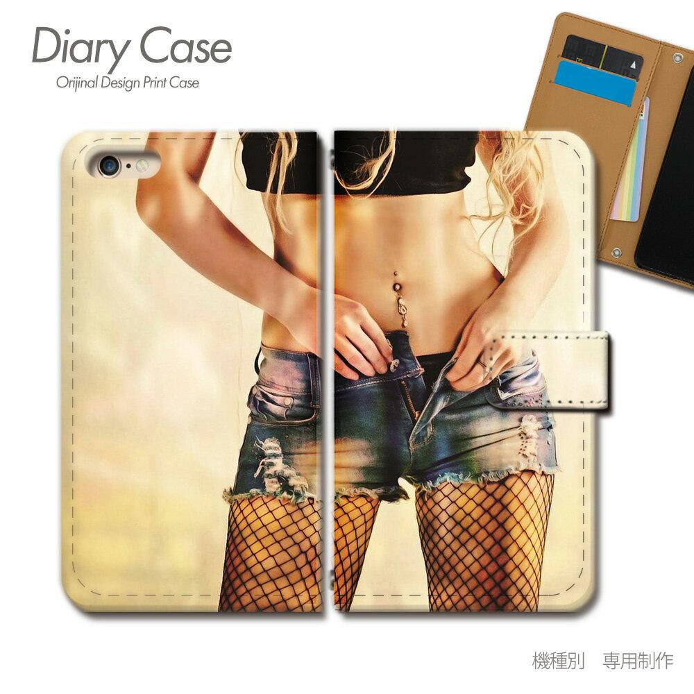 スマホケース 手帳型 全機種対応 PHOTO 女性 セクシー モデル iphoneX Xperia XZ2 GALAXY S9/S9+ SH-03J SHV39 iphone8 AQUOS R sexy03 [d018502_02]