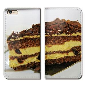 iPhone8 Plus 5.5 iPhone8Plus ケース 手帳型 ベルトなし スイーツ フルーツ ケーキ チョコ スマホ カバー お菓子03 eb26302_04