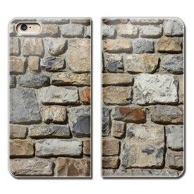 Galaxy A30 UQ mobile SCV43U スマホ ケース 手帳型 ベルトなし レンガ 大理石 模様 壁 シンプル スマホ カバー マーブル01 eb26902_02