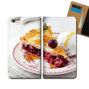 Google Pixel 4 XL Pixel4XL スマホ ケース 手帳型 ベルトなし スイーツ ケーキ ブルーベリー イチゴ スマホ カバー 食べ物 eb33104_05