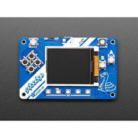 スイッチサイエンス ADA-4200:Adafruit PyBadge for MakeCode Arcade, CircuitPython or Arduino ※リニューアル記念特価