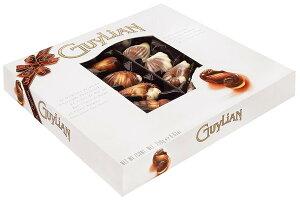 ギリアン チョコレート シーシェル 貝型 ベルギー製 ベルギーチョコ 詰め合わせ 250g x 2箱セット Guylian Belgium Chocolates Seashell Assortment 250g Gift Boxes (Pack of 2)  ギフト プレゼント ヨーロッパ ベル