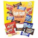 Mars Fun Size Party Mix 35 Pack マーズ パーティーミックス 35パック入り チョコバー 袋詰め イギリス 【英国直送品】