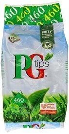ピージーティップス PG Tips 紅茶 460ティーバッグ Pyramid Tea Bags for ONE-CUP 460 bags 大容量【英国直送品】