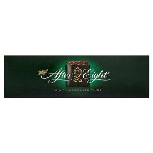 ネスレ (Nestle) アフターエイト ミントチョコレート After Eight 300g ペパーミント ダークチョコ ミントチョコレート    [英国直送品]