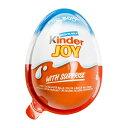 Kinder Joy with Surprise (For Boy) 9 pcs キンダー サプライズ ジョイ チョコレート 9個 おまけ入り 男の子向け【英…