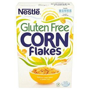 ネスレグルテンフリーのコーンフレークの500グラム (x 2) - Nestle Gluten Free Corn Flakes 500g (Pack of 2) [並行輸入品]