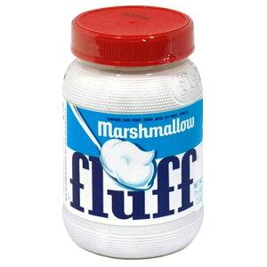 Fluff(フラフ) マシュマロクリーム バニラ 213g