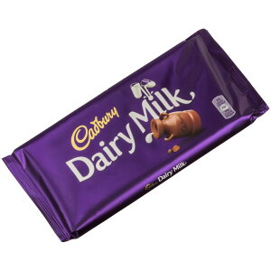 Cadbury Dairy Milk ミルクチョコレート 200g