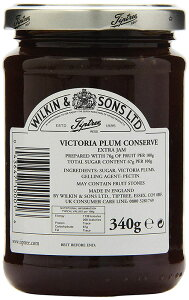Tiptree Victoria Plum Conserve (340g) ティプトリービクトリア梅の節約( 340グラム)