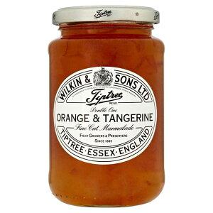 Tiptree Double One Orange & Tangerine Fine Cut Marmalade (454g) ティプトリーダブル1オレンジとタンジェリン細かいカットマーマレード( 454グラム)