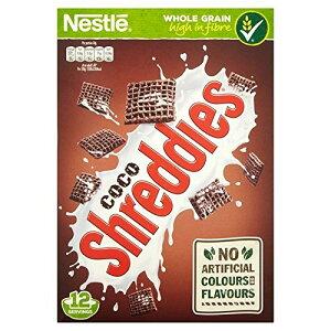 Nestle Coco Shreddies 500g - (Nestle) ココShreddies 500グラム [並行輸入品]