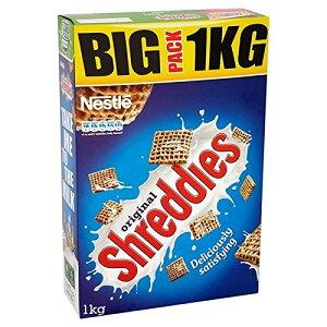 ネスレShreddiesの1キロ (x 2) - Nestle Shreddies 1kg (Pack of 2) [並行輸入品]