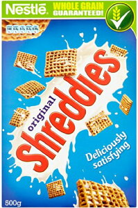 Nestle Shreddies (ネスレ シュレディース)  500g 【並行輸入品】【海外直送品】