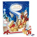 Lindt Advent Calendar 160g クリスマス アドベントカレンダー リンツ スイスチョコ【英国直送】