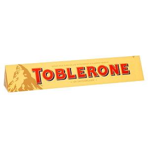 Toblerone Milk Chocolate 360g トブラローネ トブレローン ミルクチョコレート 360g スイスチョコ【英国直送】